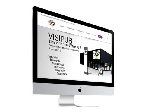 Site entreprise de Publicité