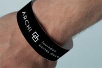 bracelet de contrôle pour événement paimpol