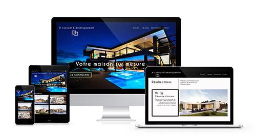 Agence de création de sites internet responsive en bretagne