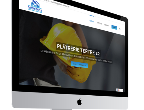 Ite Internet Plâtrerie Tertre 22