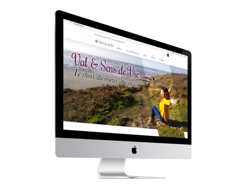 Site Internet www.valetsensdevie.fr