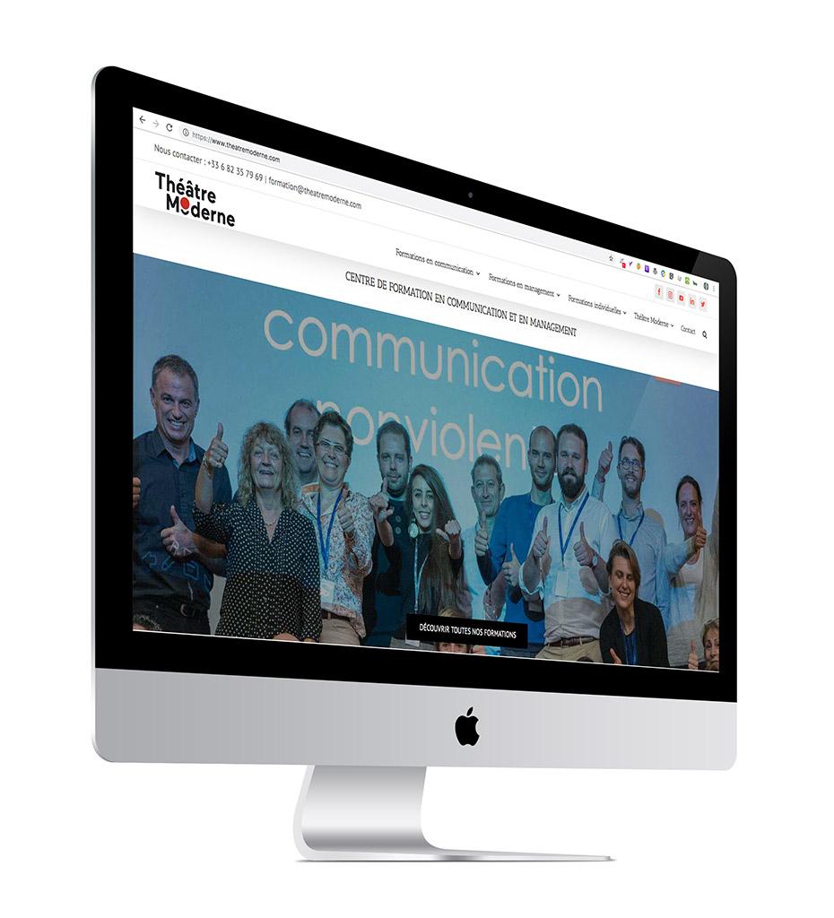 création site internet agence paimpol