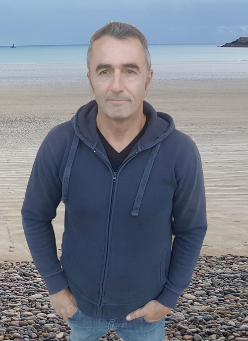 Thierry Mellé CEO agence Grain de Sell Paimpol et Paris
