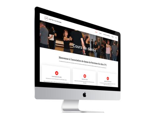 Site Internet Rythm N Danse