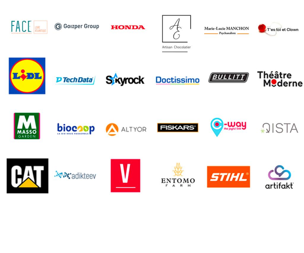 logos des partenaires Grain de Sell