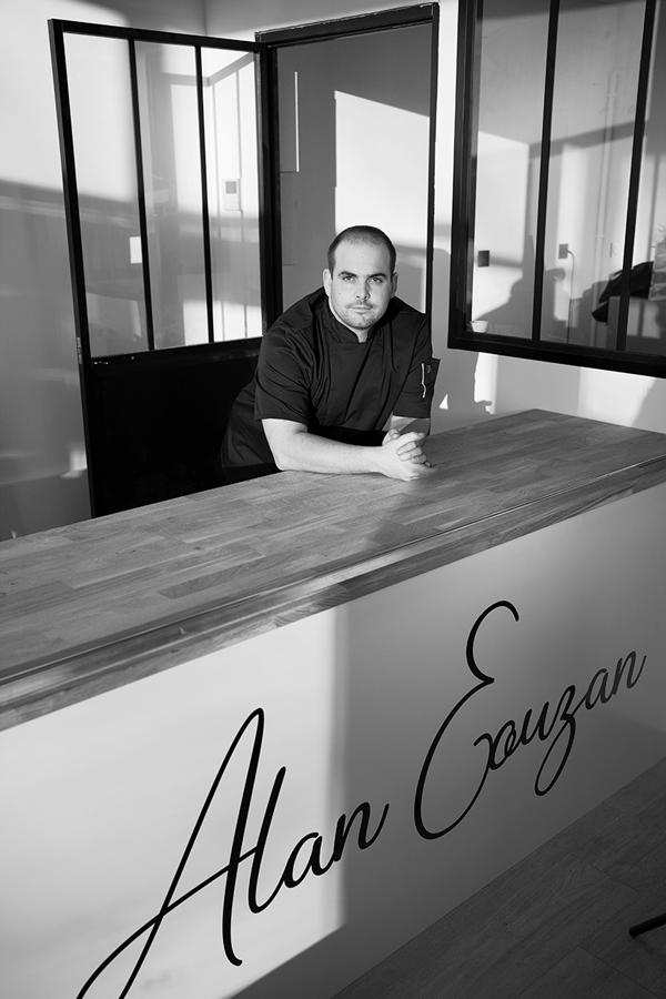 Le chocolatier Alan Eouzan de Paimpol